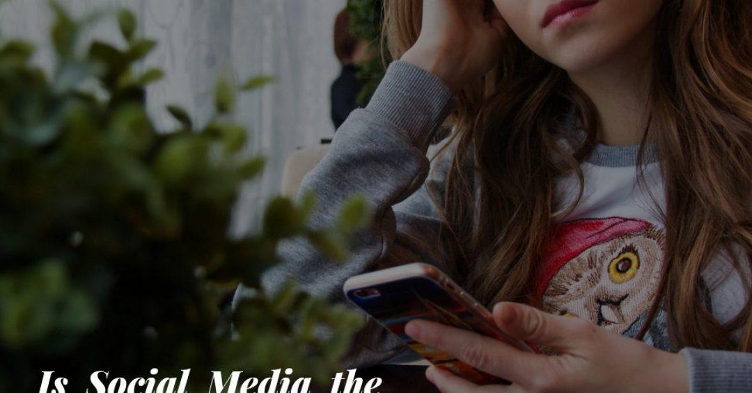Las redes sociales provocan una epidemia de soledad entre los millennials